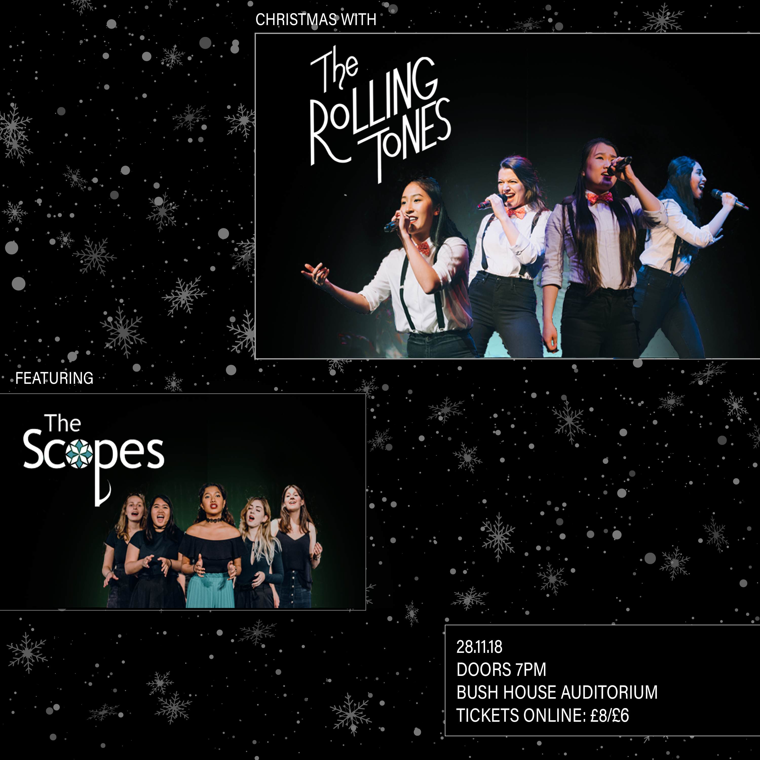 Events – The Rolling Tones